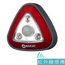 【NAKAY】智慧型 紅外線 LED人體感應燈(NAL-1103)