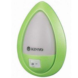 【KINYO】氣氛造型 柔光LED小夜燈(NL-11)