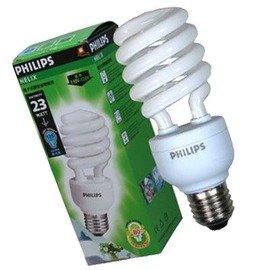 PHILIPS 飛利浦 23W 110V 螺旋省電燈泡 E27