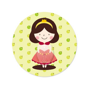 (任選)【2EASY】無痕掛勾 單掛鉤-公主