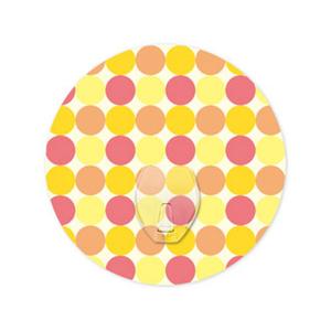 (任選)【2EASY】無痕掛勾 單掛鉤-小圓點