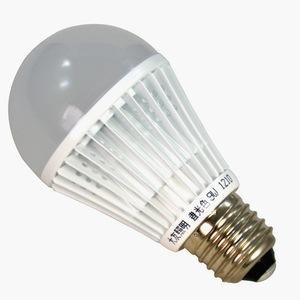 大友照明 9W LED燈泡 全電壓 E27燈頭 (白光/黃光)黃光