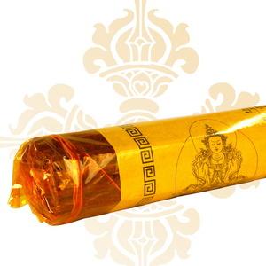 【藏傳佛教文物】長壽佛 尼泊爾純手工法製造線扎臥香