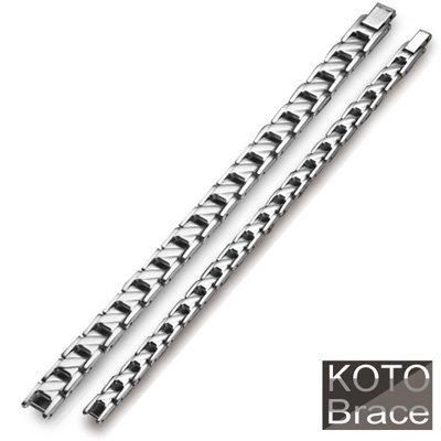 【KOTO】戀人物語 白鋼 手鍊 / 手鏈 - S-054(男款) / S-055(女款)