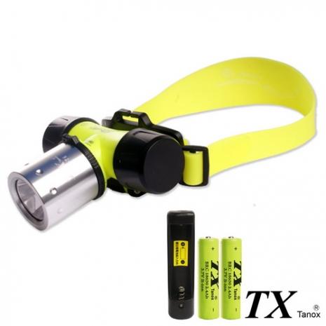 CREE T6 LED 極亮潛水頭燈(TXT6HWA)
