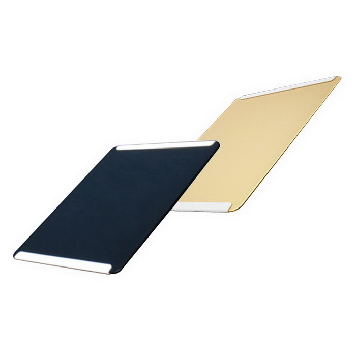 Midori 精準定位 涼感鋁合金滑鼠墊(可選色)