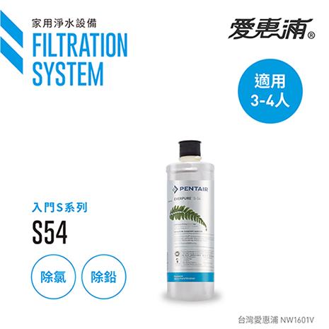 【愛惠浦公司貨】EVERPURE 淨水濾芯(S54 CART)