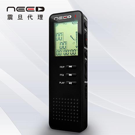 NEED尼德 8GB專業擴充型數位錄音筆(AX-620)