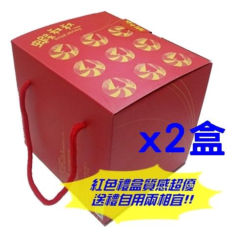 1+1箱 蝦叔叔大尾蝦酥(25g*10包/箱)