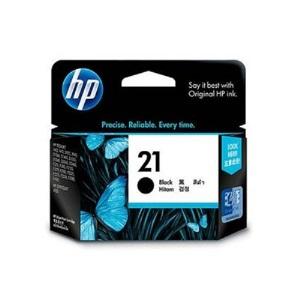 HP C9351A N0.21 原廠黑色墨水匣