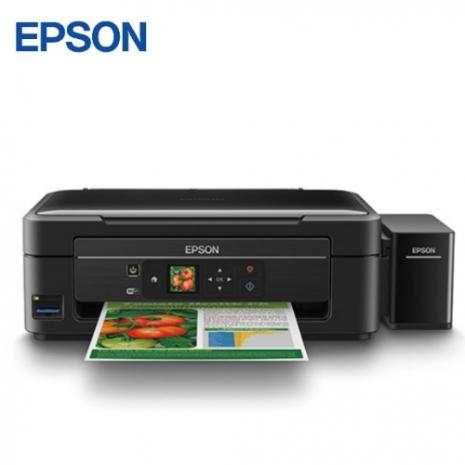 【EPSON】L455 高速Wi-Fi六合一原廠連供印表機