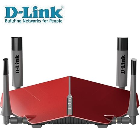 D-Link友訊 DIR-885L Wireless AC3150 雙頻Gigabit無線路由器
