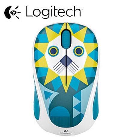 Logitech 羅技 無線滑鼠M238 獅子