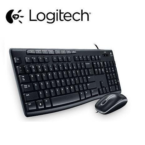 【Logitech羅技】 MK200 USB鍵盤滑鼠組