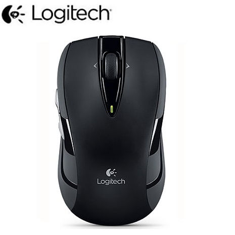 【Logitech羅技】M545無線滑鼠-黑