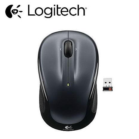 【Logitech羅技】M325 無線滑鼠 (黑)-3C電腦週邊-myfone購物