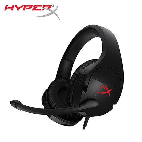 HyperX 金士頓 Cloud Stinger 電競耳機 HX-HSCS-BK/AS
