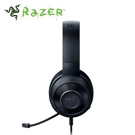 Razer 雷蛇 Kraken X 北海巨妖X 電競耳機 經典黑