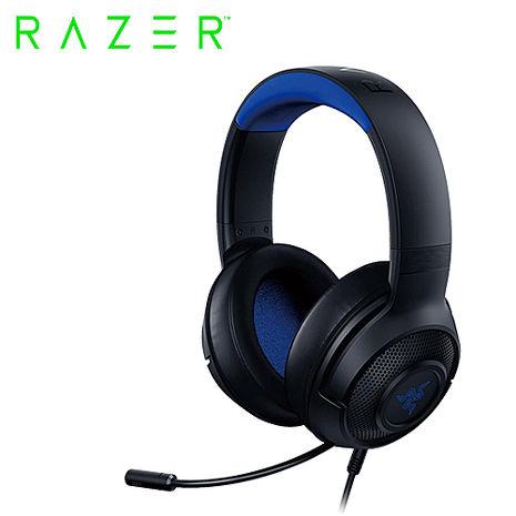 Razer 雷蛇 Kraken X 北海巨妖X 電競耳機 藍黑色