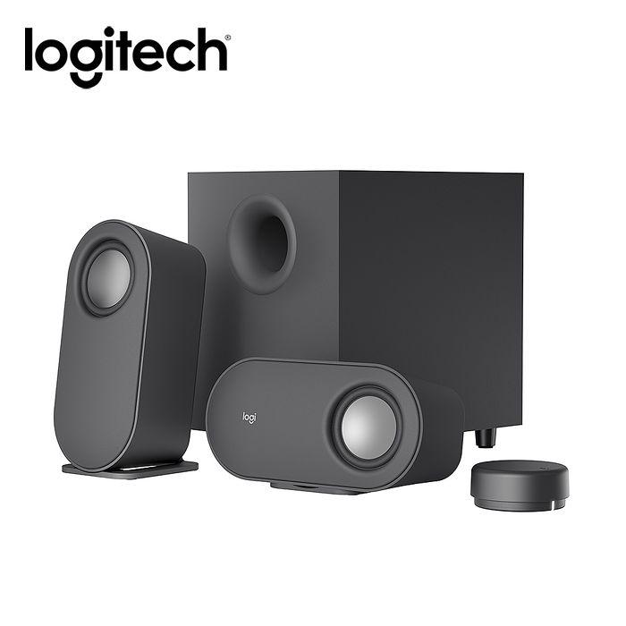 logitech 羅技 Z407 2.1聲道 藍牙音箱 含超低音喇叭