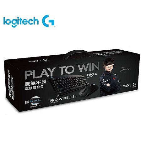 logitech 羅技 G PRO系列 戰無不勝電競鍵鼠套組