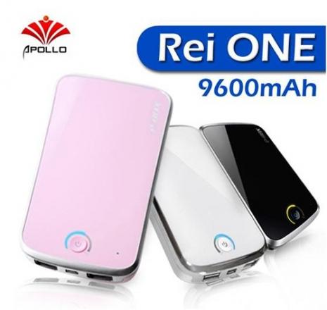 【APOLLO周年慶】REI ONE 9600mAh行動電源