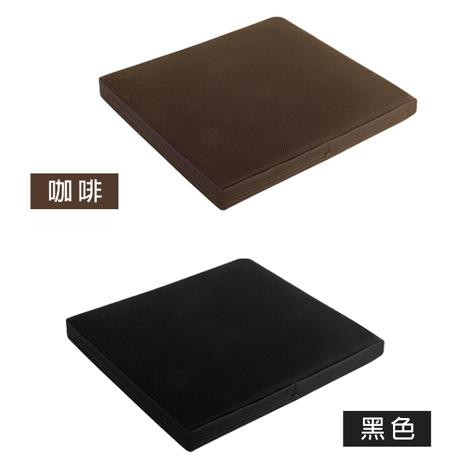 【源之氣】竹炭靜坐墊/大四方(二色可選) 50X45X6cm RM-40024