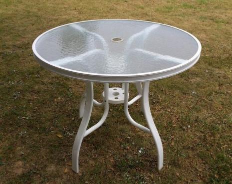 BROTHER 兄弟牌90cm鋁製庭院桌