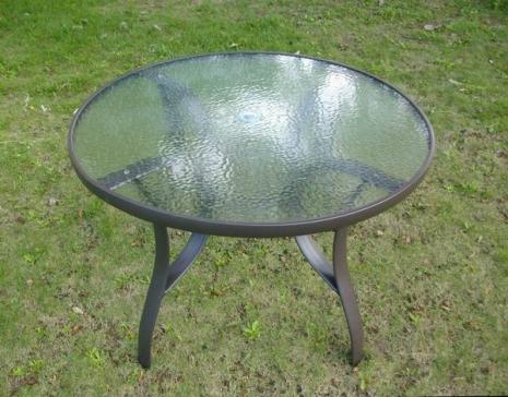 BROTHER 兄弟牌105cm鋁製庭院桌