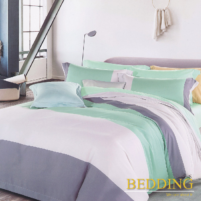 【BEDDING】夢彩 天絲雙人床包兩用被組100%TENCEL(特賣)