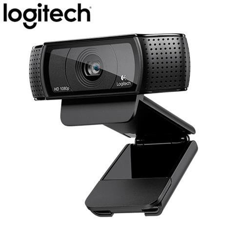 Logitech 羅技 C920網路攝影機(1500萬像素/自動對焦/單鍵上傳)