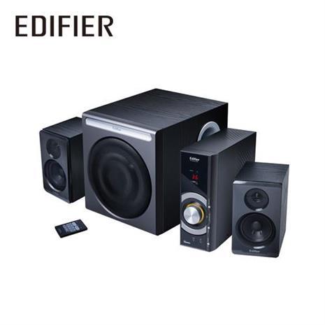 Edifier漫步者 C3 2.1聲道電腦喇叭 (遙控器)
