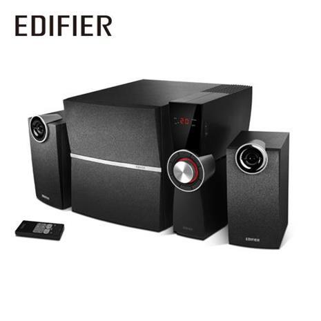 【電玩電影款】Edifier C2X 漫步者 低音愛好者 3件式喇叭