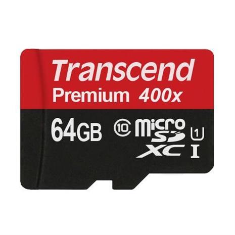 TRANSCEND 創見 Micro SDXC Class10 UHS-I 64G 記憶卡