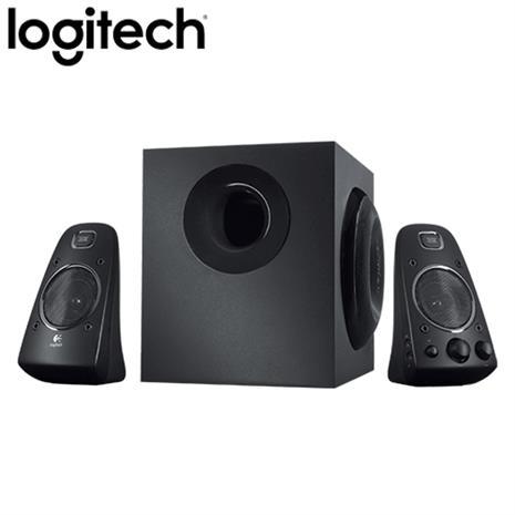 Logitech羅技 Z623 2.1聲道電腦喇叭(總功率200瓦/震天響亮)-3C電腦週邊-myfone購物