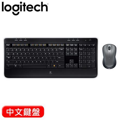 Logitech 羅技 MK520r 無線鍵盤滑鼠組
