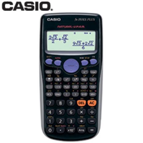 CASIO卡西歐 249功能 工程用計算機 FX-350ES PLUS