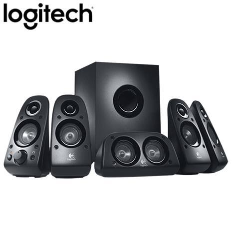 【電玩電影款】Logitech 羅技 Z506 5.1聲道環繞音效喇叭