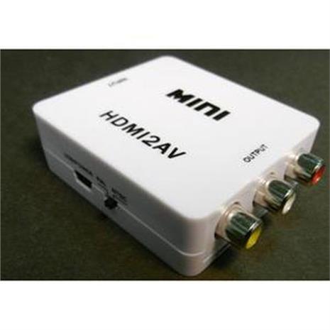 i-wiz HDMI轉AV訊號轉接盒 HDMI-101 PC-24