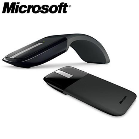 Microsoft微軟 Arc Touch觸控滑鼠 黑色