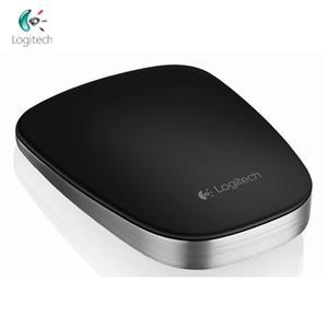 Logitech羅技 T630 超薄觸控滑鼠 黑色(1000dpi/快速充電)