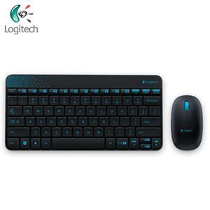 Logitech羅技 MK240 2.4G 無線滑鼠鍵盤組 黑