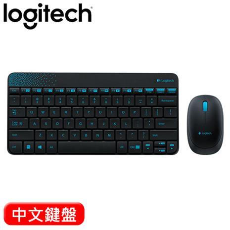 Logitech羅技 MK240 2.4G 無線滑鼠鍵盤組 黑-3C電腦週邊-myfone購物