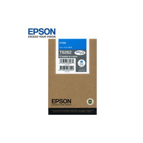 EPSON T626250 高容量藍色墨水匣(B-508DN/B-518DN)