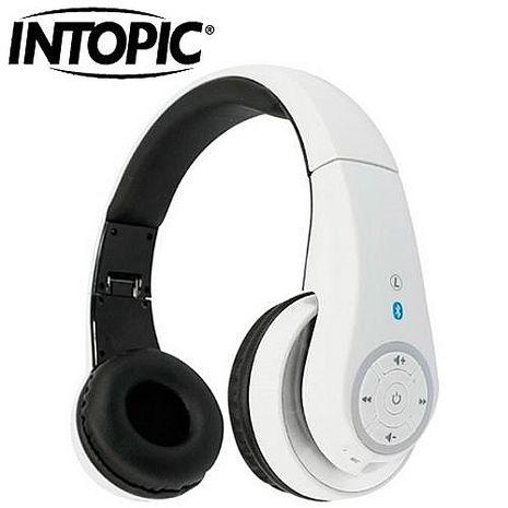 INTOPIC廣鼎 JAZZ-BT950 藍芽無線頭戴式耳機麥克風 可折疊