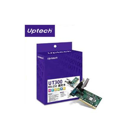 Uptech 登昌恆 UT300 RS-232擴充卡