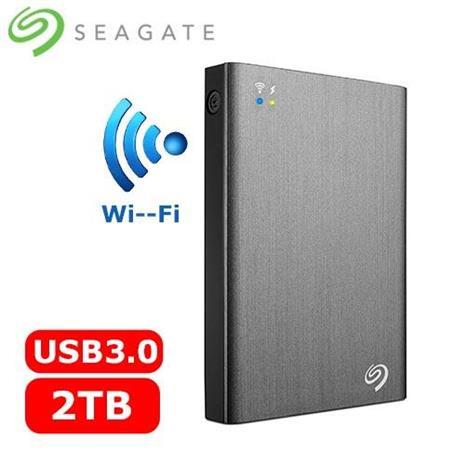 Seagate Wireless Plus 2.5吋 2TB 無線外接硬碟