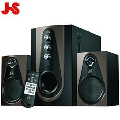 JS 淇譽 JY3052 不倒翁 三件式藍芽喇叭(總功率:41瓦)