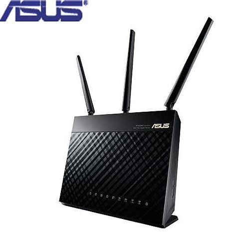 ASUS 華碩 RT-AC68U 雙頻無線 AC1900 Gigabit 路由器