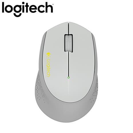 Logitech 羅技 M280 無線滑鼠 灰